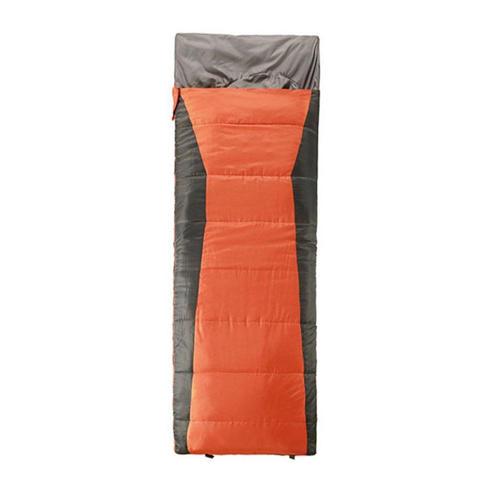 LWFB エンベロープ寝袋/大人/屋外/クリエイティブコットン長方形の寝袋(3色使用可能)(195 + 30)* 75cm B07CK964QV  B