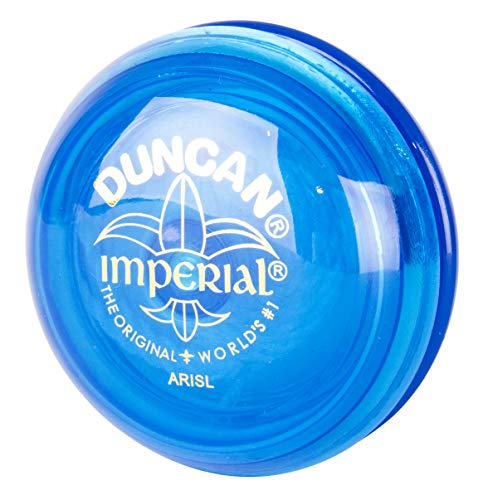 Cheap Duncan Imperial Yo-Yo - String Yo-Yo for Beginners with Narrow String Gap, Steel Axle, Plastic Body, Looping Play , Assorted Colors yoyo for kids