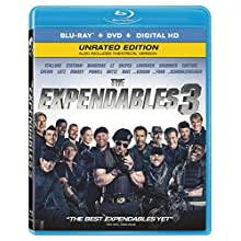 The Expendables 3 [Blu-ray + DVD + Digital HD] (2014)