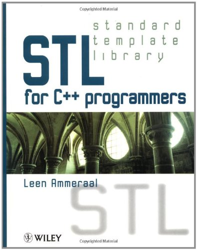 STL for C++ Programmers by Ammeraal