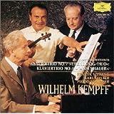 ベートーヴェン:ピアノ三重奏曲「大公」「街の歌」