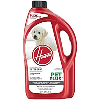 Hoover 64 ox. 2X Pet Plus Carpet Cleaning Solution, AH30320NF