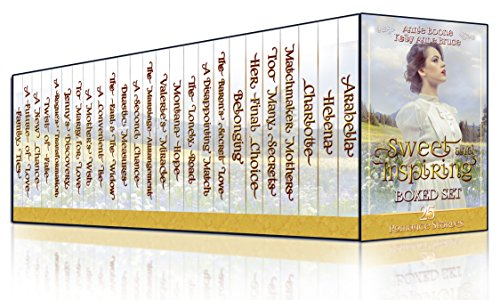 Sweet and Inspiring Boxed Set: 25 Romance Stories cover