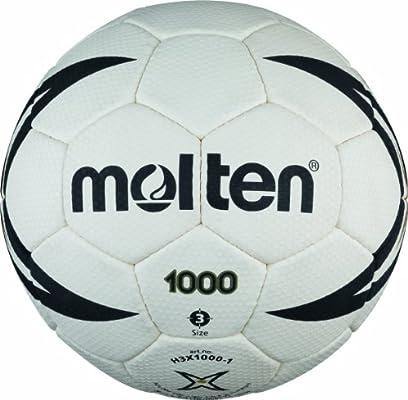 Molten H3X1000 Handball - Pelota de Balonmano: Amazon.es: Deportes ...