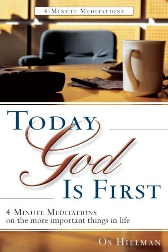 Today God Is First PDF