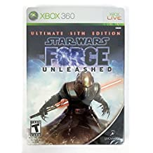 Star Wars: The Force Unleashed Ultimate Sith Edition - Xbox 360