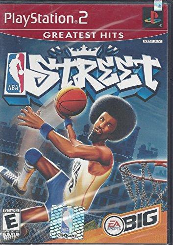 - NBA Street - PlayStation 2