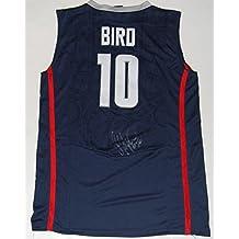 Sue Bird Autographed Jersey - UCONN HUSKIES * * WNBA W COA - Autographed College Jerseys