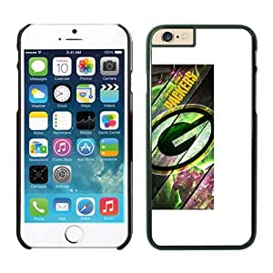Green Bay Packers Case For iPhone 6 Black 4.7 inches
