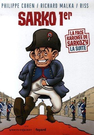 Sarko Ier Album – 16 mai 2007 Cohen+Malka+Riss Riss Vents d' Ouest 2749304008
