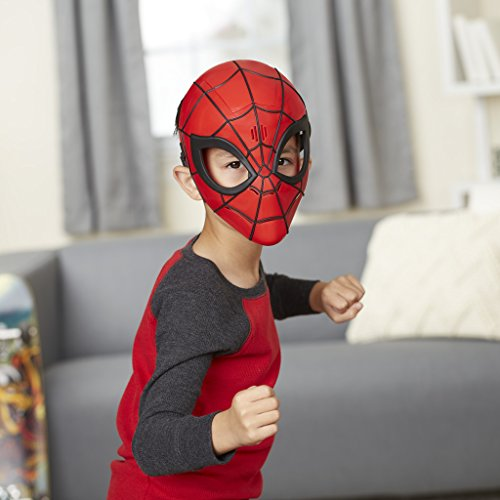 Hasbro e0619105 Spiderman Marvel Mask Heroic Electronic
