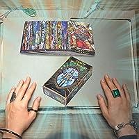 pologyase Tarot Cards, Tarot Illuminati Kit, Tarot Cards Board Games, 78Pcs: Amazon.es: Hogar