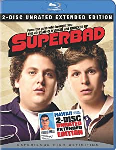 Superbad (Two-Disc Unrated Extended Edition) [Blu-ray]