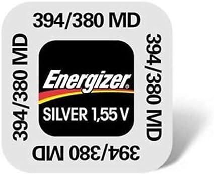 Energizer 394 380 Sr45 Sr 936 Sw Uhren Knopfzelle Elektronik