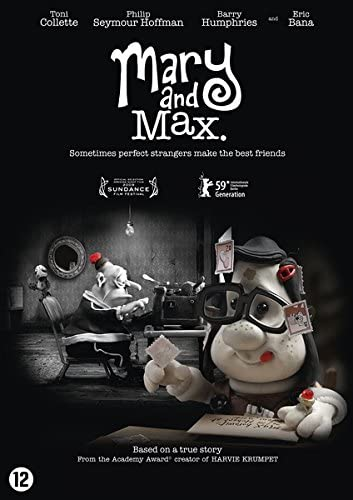 Amazon Com Prague Mary And Max Silk Movie Poster 24x36 Inches Posters Prints