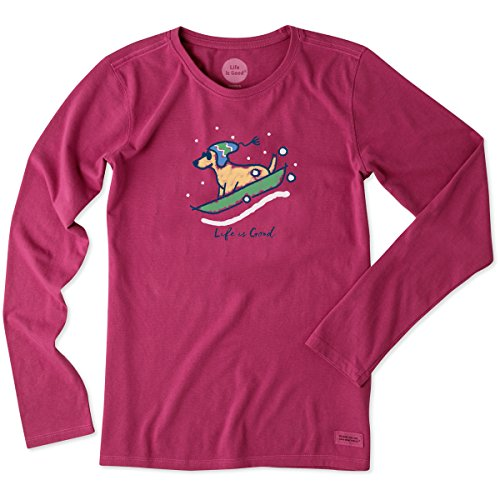 life-is-good-womens-longsleeve-crusher-rocket-sled-wild-plum-x-large