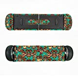 MightySkins Skin For Swagtron T8 Hoverboard - Crazy Tikis | Protective, Durable, and Unique Vinyl Decal wrap cover | Easy To Apply, Remove, and Change Styles | Made in the USA