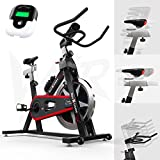 WeRSports Exercise Bike Aerobic Training Cycle Indoor...