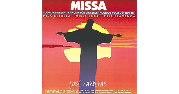Amazon.com: Missa - Sound of Eternity: José Carreras & Ariel ...