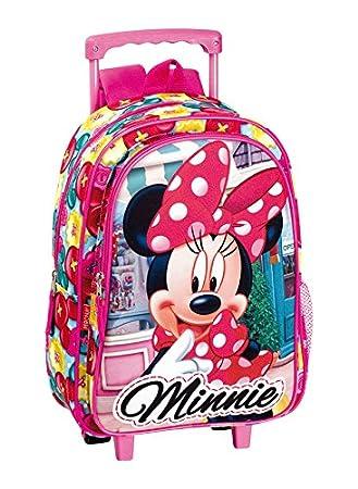 Perona 51901 - Minnie Mochila escolar, 37 x 29 x 11 cm: Amazon.es: Equipaje