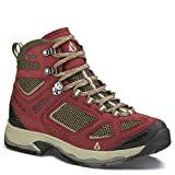 Vasque Breeze III GTX Boot - Women's Red Mahogany / Brown Olive 9