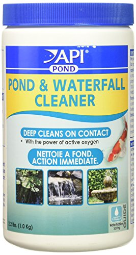 API POND & WATERFALL CLEANER Pond Cleaner 2.2-Pound Container ()