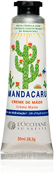 Creme de Mãos Mandacaru L'Occitane au Brésil 30ml
