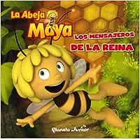 La Abeja Maya. Los mensajeros de la Reina La Abeja Maya 3d