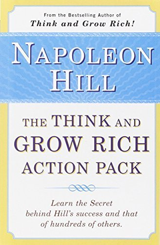 Think and Grow Rich Action Pack by Napoleon Hill (1991-10-31) (The Think And Grow Rich Action Pack)