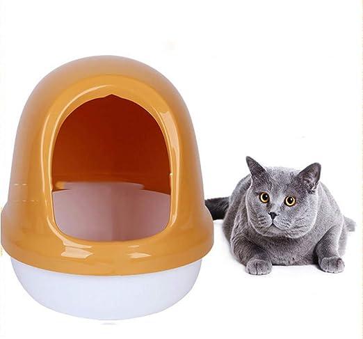 JYZT Estilo Gato Afortunado Caja De Arena para Gatos Desmontable ...