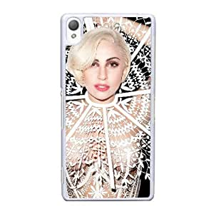 Sony Xperia Z3 Cell Phone Case White Lady-Gaga YT3RN2549731