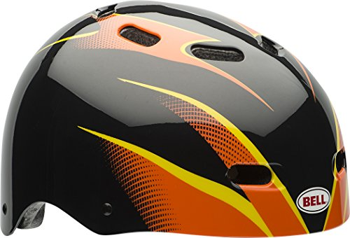 Bell-Child-Maniac-Multisport-Helmet-BlackOrange-Calibur