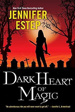 book cover of Dark Heart of Magic