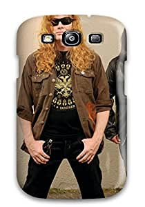 New Style Tpu S3 Protective Case Cover/ Galaxy Case - Megadeth