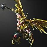 Square Enix DC Comics Variant Play Arts Kai Hawkman Action Figure