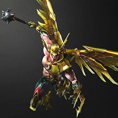 Square Enix DC Comics Variant Play Arts Kai Hawkman Action Figure by Square Enix