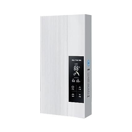 Water heater 220V 7.5KW Tankless Calentador de Agua Caliente Eléctrico Instantáneo Tipo de Calor Instantáneo