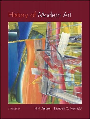 history of modern art 6th edition