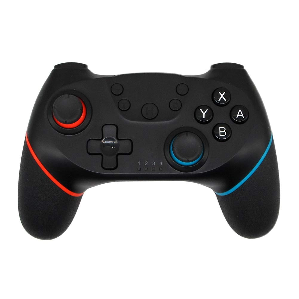 Forart Wireless Gamepad Game Joystick Controller for Nintendo Switch Pro Host Bluetooth Controller Toys(Ship from USA)