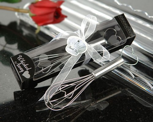 Whisked Away Heart Whisk - Baby Shower Gifts & Wedding Favors (Set of 24) by CutieBeauty KA [並行輸入品]   B01AKZFNHY