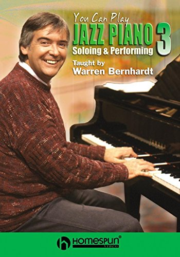 Jazz Piano Software - You Can Play Jazz Piano Vol 3: Soloing & Performing [Instant Access]