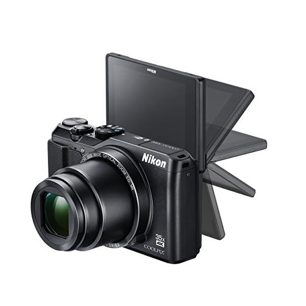 Nikon Coolpix A 900 Camera (Black)