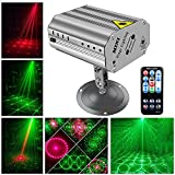 Best Disco Lights - DJ Disco Lights Party Lights, U`King LED Projector Review