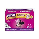 PULL-UPS LEARNING DESIGNS Training Pants Girl (74 Count)