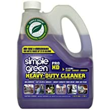 Simple Green Contractor Strength Non-Corrosive Heavy Duty Cleaner Degreaser in 1 gal Bottles