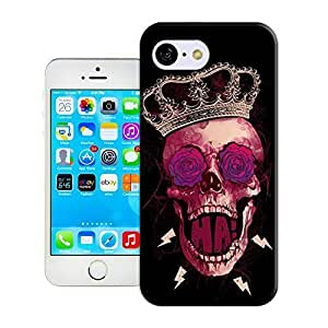 New Fashion Case BreathePattern-Crown Skull Plastic protective case cover-Apple iphone 6 4.7 s1mOqVVetVM case cover