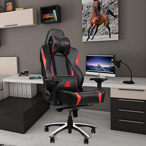 Inland Lightning Gaming Chair Ergonomic Office Chair