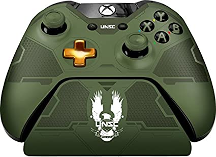 Controller Gear Officially Licensed Xbox One Halo 5 - Master Chief ...