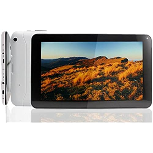 9 Android 4.4 WiFi Tablet A33 Quad Core,8G ROM 512M RAM,Bluetooth,Dual Camera Coupons