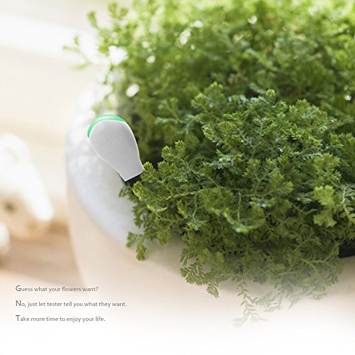 sPlant Soil Tester, Soil Water Moisture Fertilizer Meter, Soil Test Kit, Soil Pick Tool, Moisture Nutrition Measurement, for Indoor Potted Plants by sPlant (Image #4)